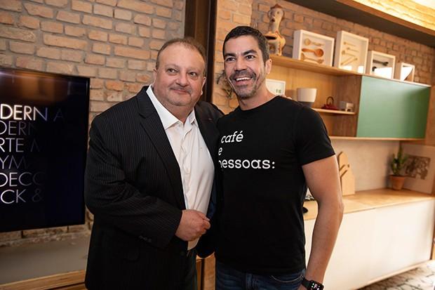 Érick Jacquin e Diego Gonzales  (Foto: Felipe Panfili/ Divulgação)