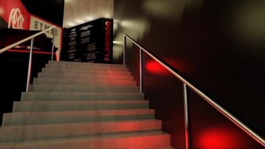 Com 2.000m², Flamengo trabalha em museu padrão europeu para tornar Gávea em ponto turístico