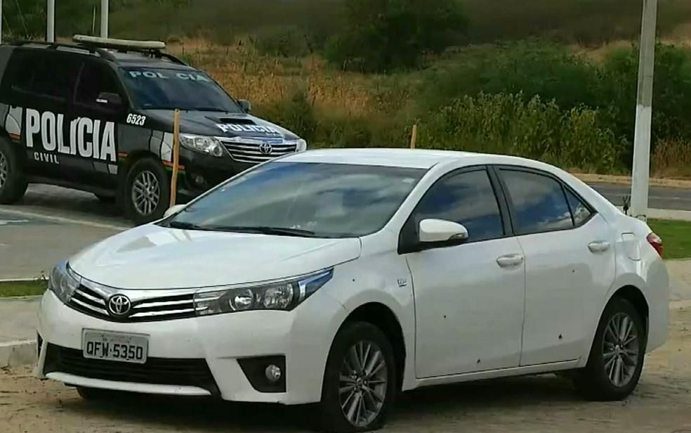 Paraibanos viajaram de carro para São Luís para participar de competição de sinuca (Foto: Reprodução/TV Verdes Mares Cariri)