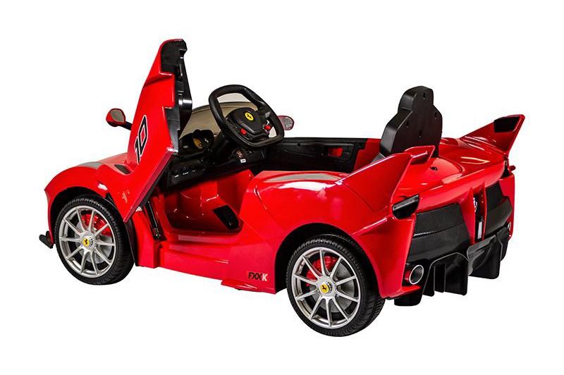 Ferrari Laferrari elétrica (Foto: Divulgação)