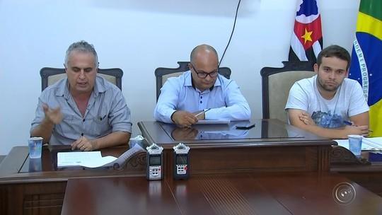 Comissão Processante pede a cassação do mandato do prefeito de Agudos por improbidade
