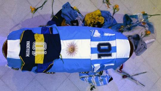 Foto: (Presidência da Argentina via AP)