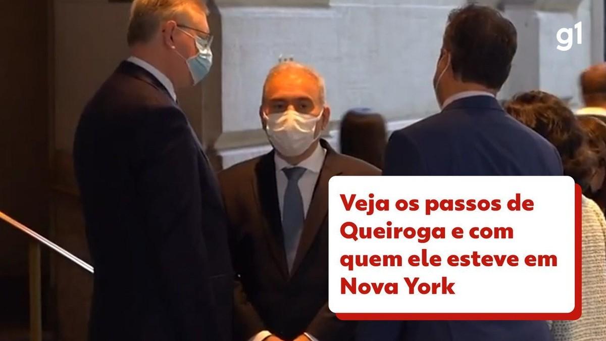 Boris Johnson faz teste de Covid-19 depois de encontro com Bolsonaro, Queiroga e comitiva do Brasil