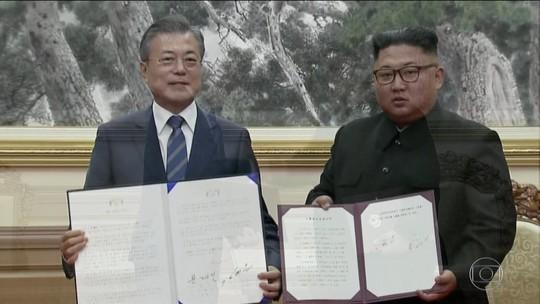 EUA dizem que Coreia do Norte deve concluir desnuclearização em 2021