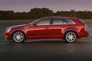 Cadillac CTS SPorts Wagon 5