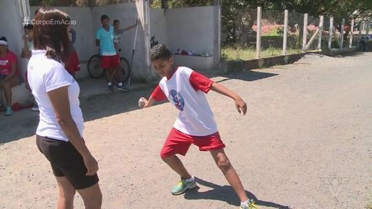 Medalhista olímpica Rosemar Coelho muda a vida de crianças com projeto social em Miracatu