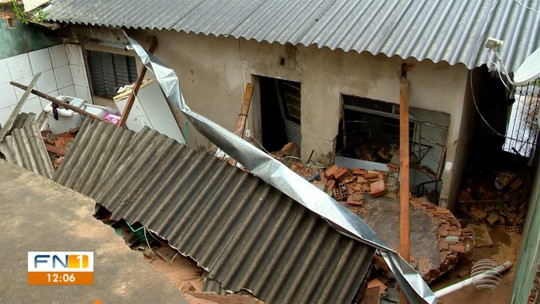 Chuva provoca alagamentos, transtornos e acidentes de trânsito com feridos na região de Presidente Prudente