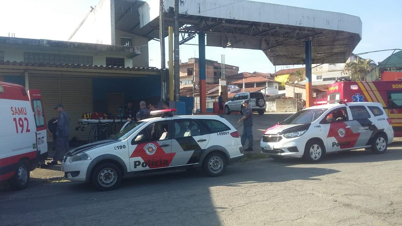Moradora de rua é morta com tiro e dois são baleados em Tremembé, SP - Notícias - Plantão Diário