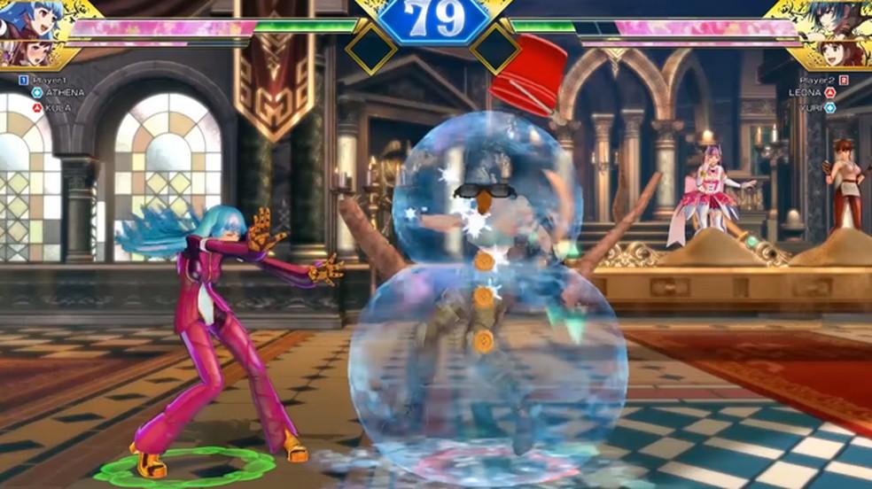 SNK Heroines Tag Team Frenzy traz um jogo de luta com heroínas da SNK para o Nintendo Switch (Foto: Reprodução/YouTube)