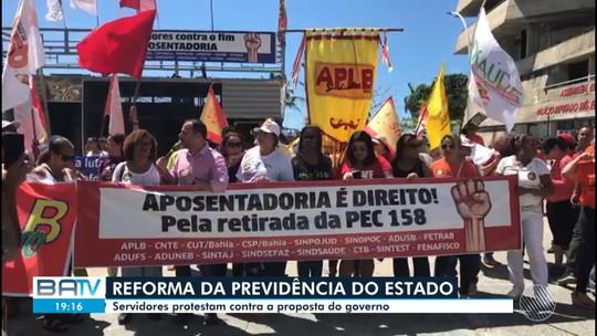 Votação sobre reforma da previdência para servidores da Bahia é suspensa após decisão da Justiça; entenda