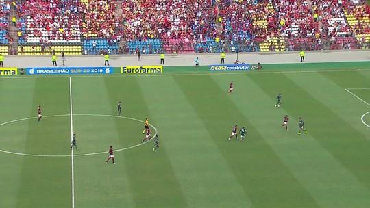 Brasileiro sub-20: a taça do dia