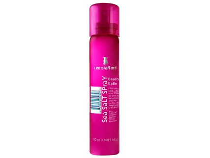 Creme para pentear Spray Beach Babe Sea Salt, da Lee Stafford