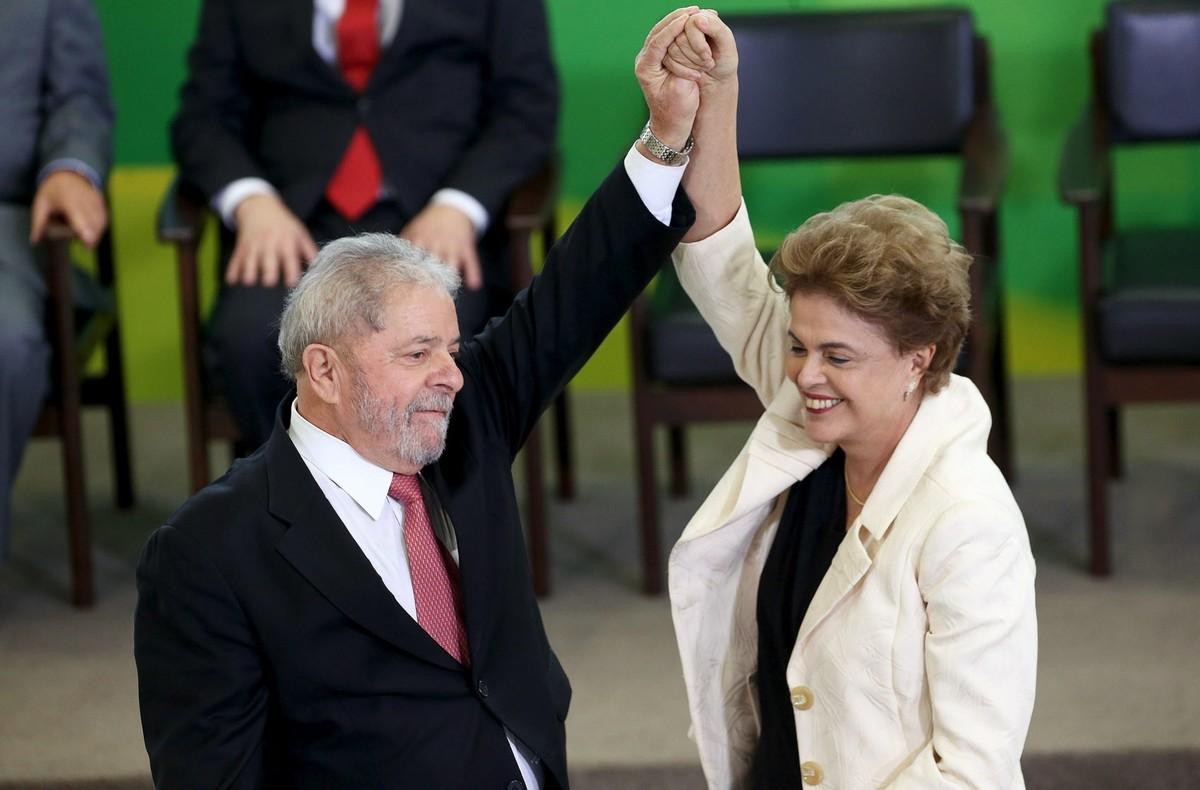 Lula pede ao STF para reconhecê-lo como ministro após decisão sobre Moreira