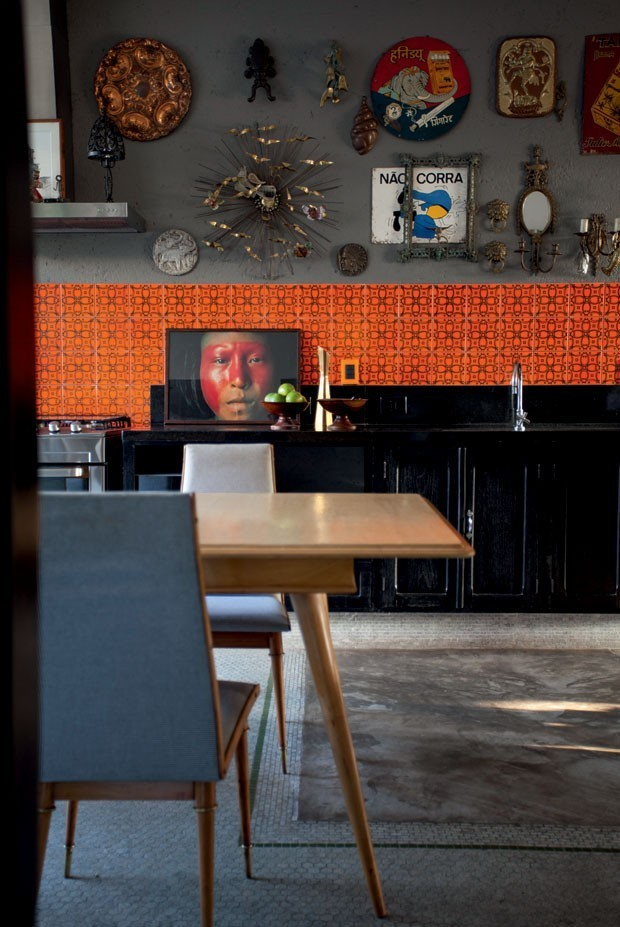 10 cozinhas com pias pretas (Foto: Divulgação)