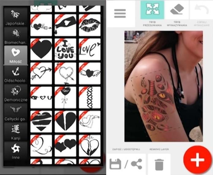 Apps Para Aplicar Tatuagem Em Fotos Veja Opções Para