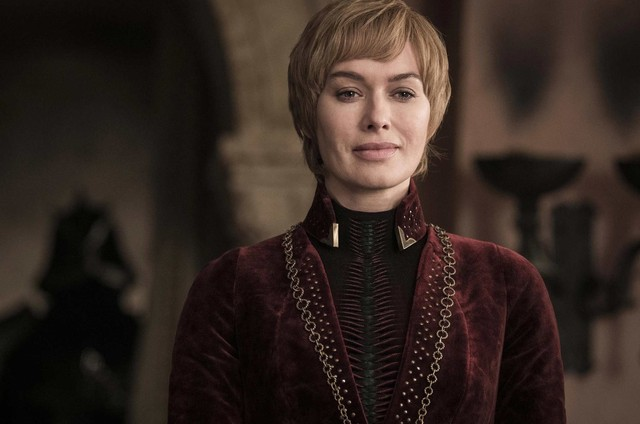 Lena Headey como Cersei em 'Game of Thrones' (Foto: HBO)
