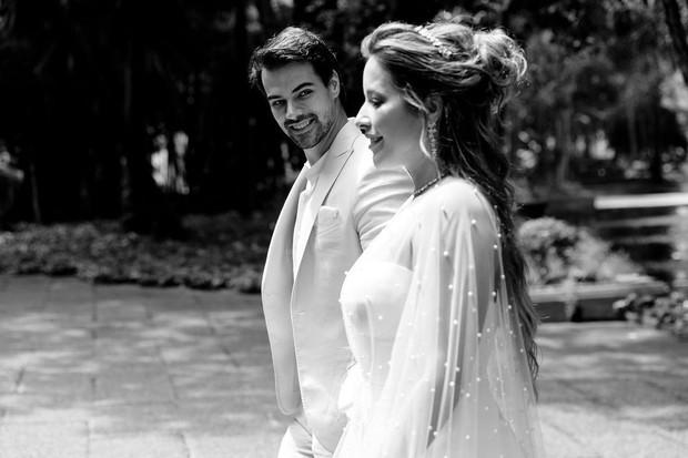 Casamento Renata Dominguez e Leandro Gléria (Foto: Reprodução/ Instagram/ Nadia Szajubok)