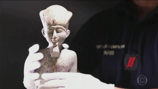 Unesco e governo francês oferecem ajuda ao Museu Nacional