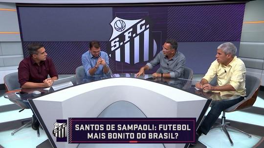 """Petkovic diz que Palmeiras """"tem que ser favorito em todos os sentidos"""" contra o Santos"""