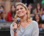 Prisila Fantin conta  quais programas infantis que marcaram a sua infância e que ela gostaria de mostrar para o seu filho,  Romeu | TV Globo