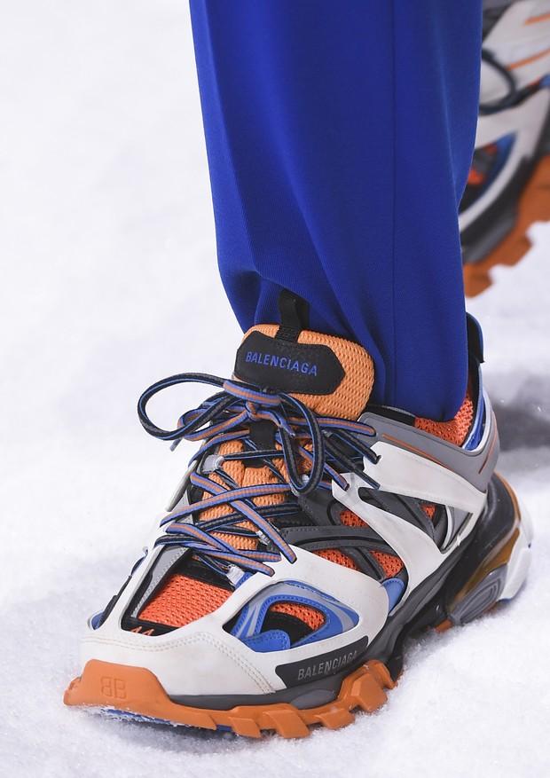 Track, o novo tênis da Balenciaga (Foto: ImaxTree)