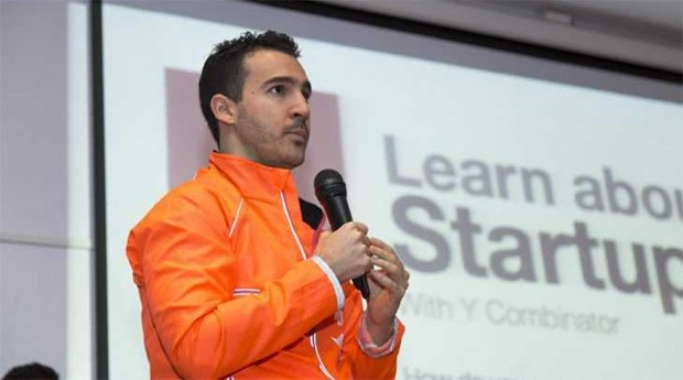 Simón Borrero, fundador da startup Rappi (Foto: Divulgação)
