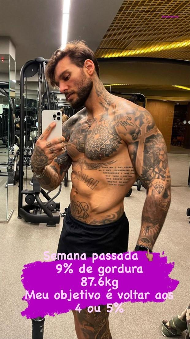 Lucas Lucco (Foto: Reprodução / Instagram)