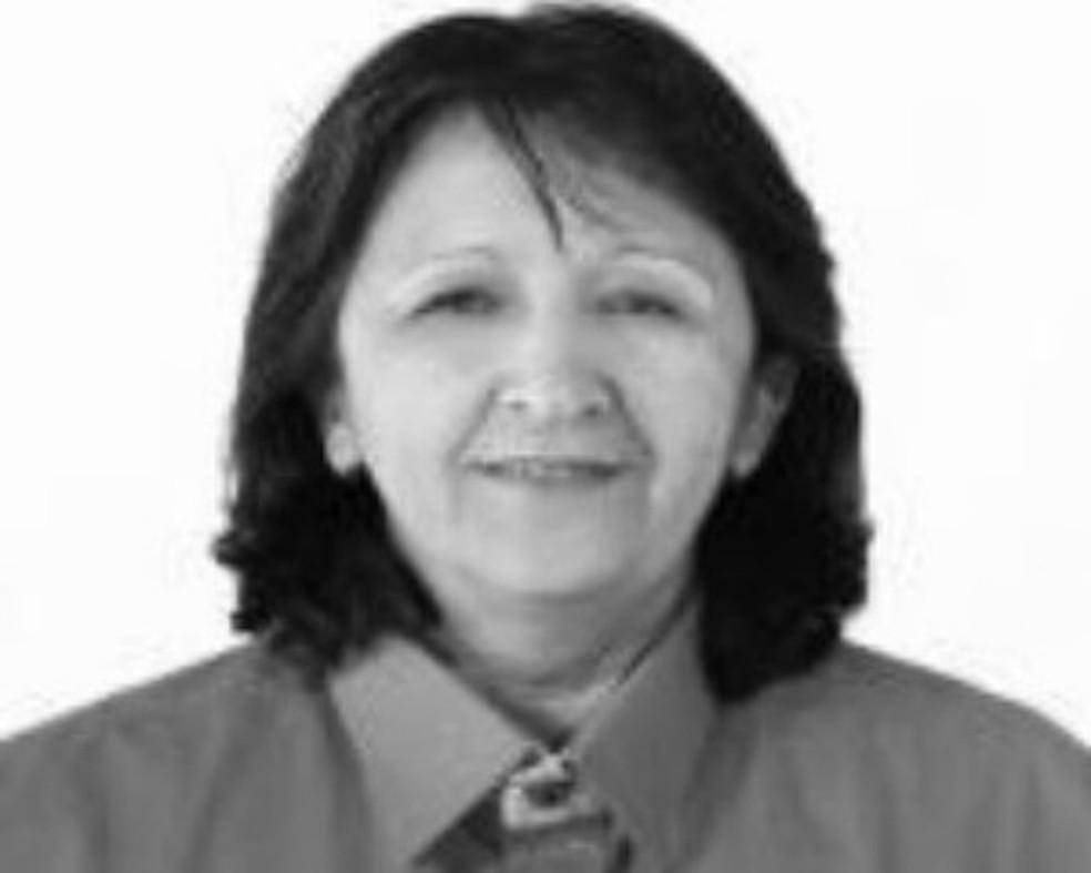 Prefeita de Planalto da Serra, Angelina Benedita Pereira (PSDB), que deve deixar o cargo, segundo o TRE-MT (Foto: Divulgação/TRE-MT)