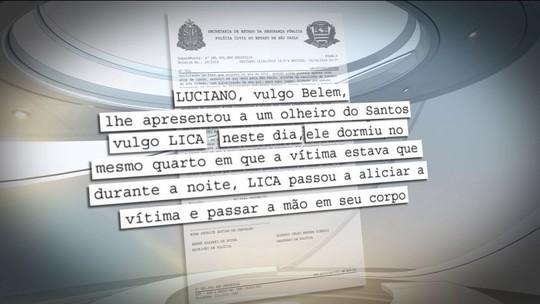 Santos apura possível abuso sexual de menor por parte de coordenador da base do clube