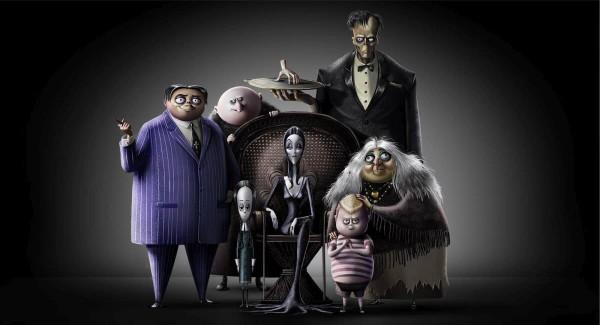 A Família Addams (Foto: Divulgação)