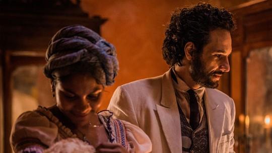 Risco de vida de Leonor enfurece Afrânio, que acusa Encarnação