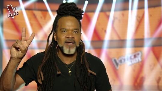 'The Voice Kids': Carlinhos Brown comenta desempenho de suas finalistas