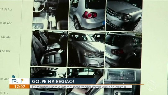 Criminosos usam internet para vender carros que não existem