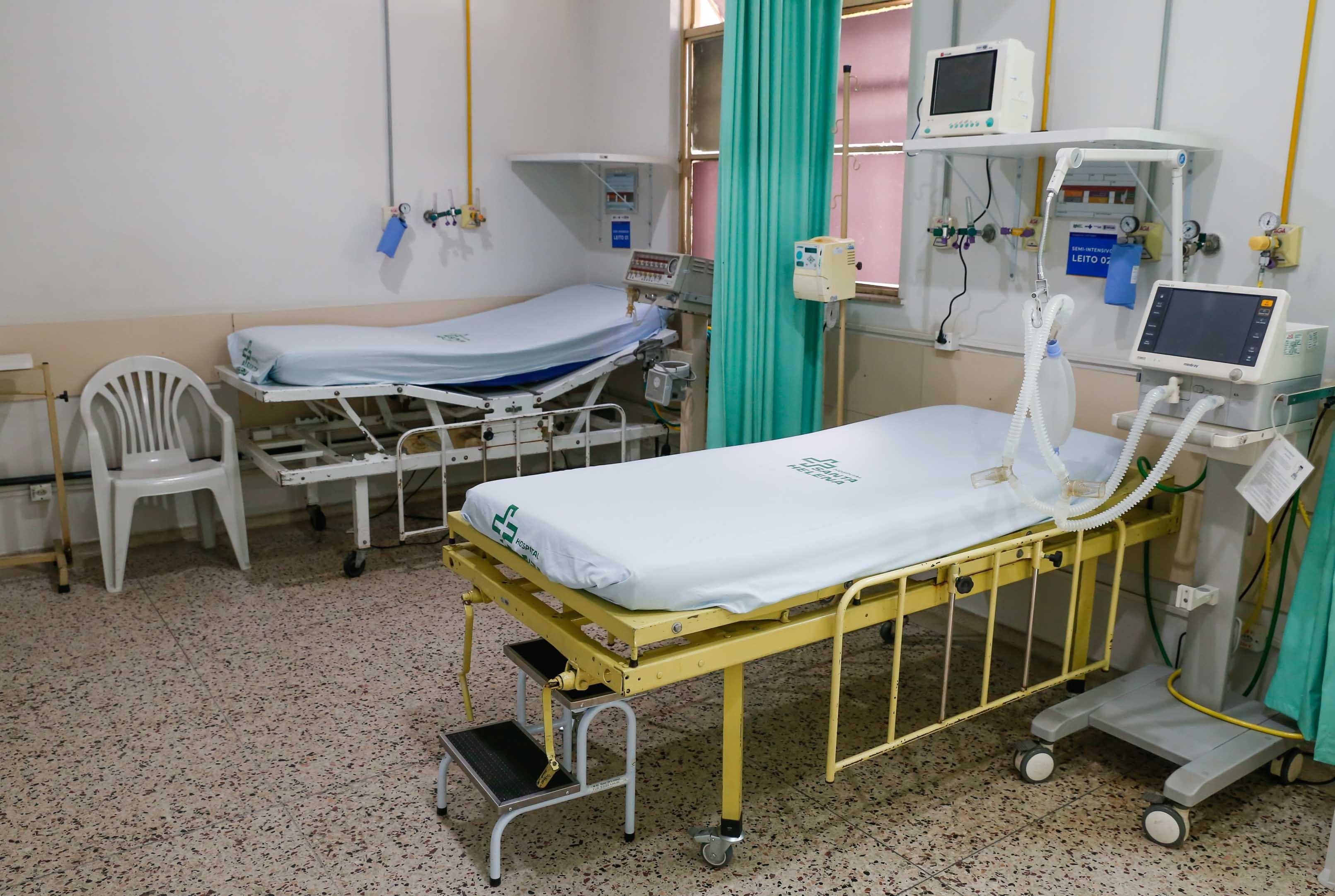 Coronavírus: Minas Gerais já teve 50.801 mortes e mais de 175 mil internados