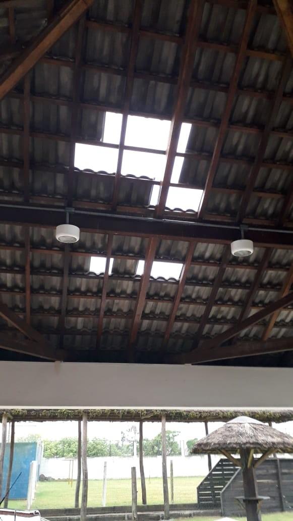 Jaguarão é atingido por temporal e ventos fortes  - Noticias