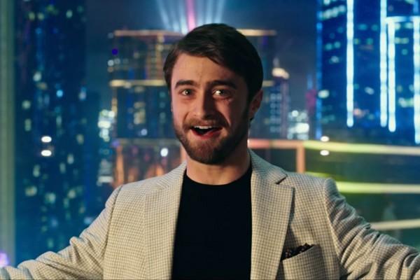 Daniel Radcliffe em 'Truque de Mestre 2' (Foto: Reprodução)