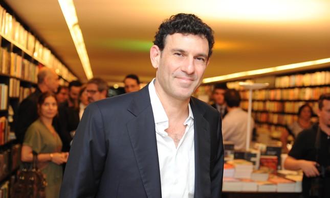 Jorge Oakim, publisher da Intrínseca
