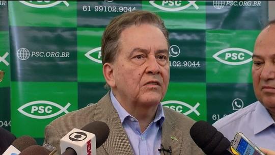 PSC lança candidatura de Paulo Rabello de Castro à presidência