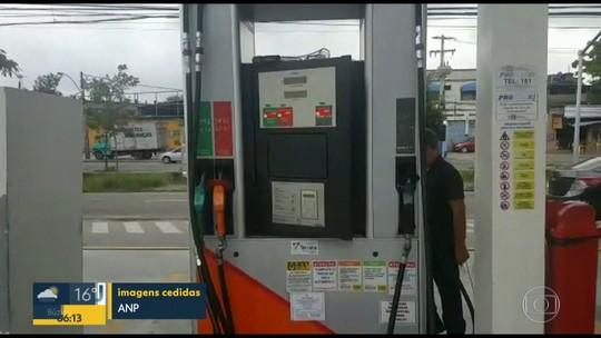 Operação da ANP encontra irregularidade em Posto de Combustível na Zona Oeste