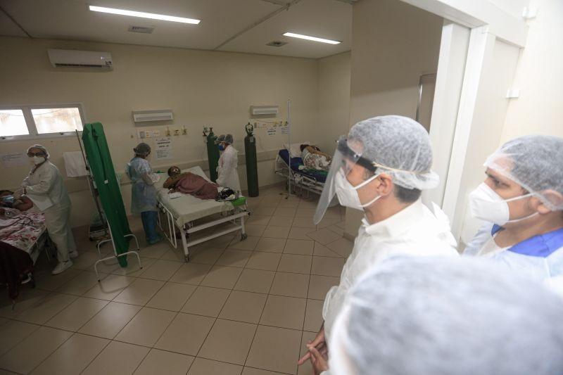Número de leitos clínicos e de UTI pode chegar a 45 em Juruti, no PA, diz governador