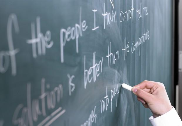 Idiomas_escola_inglês_idioma (Foto: Thinkstock)