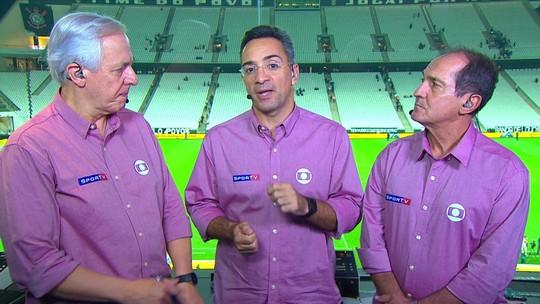 Comentaristas consideram entrada de Diego determinante para vitória do  Flamengo