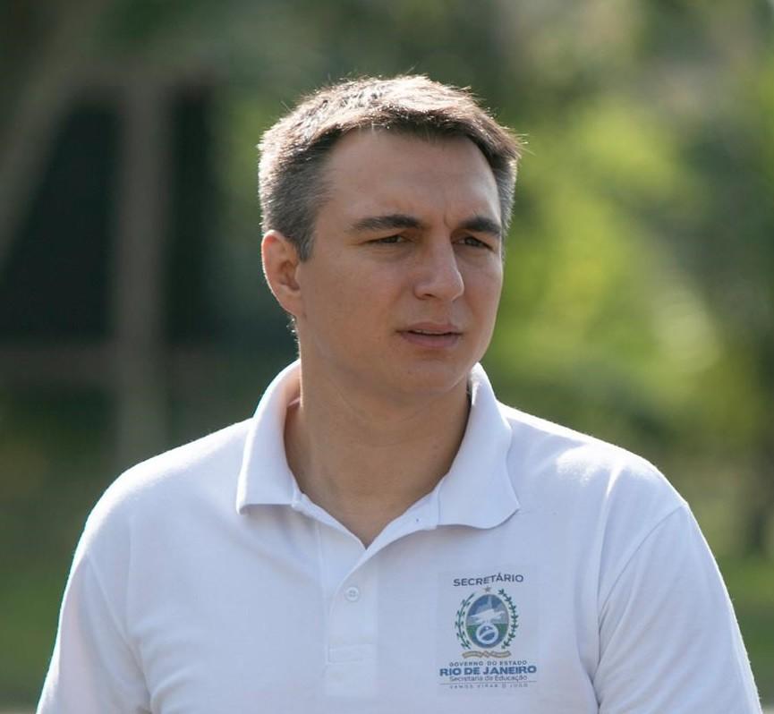 Pedro Fernandes, secretário estadual de Educação