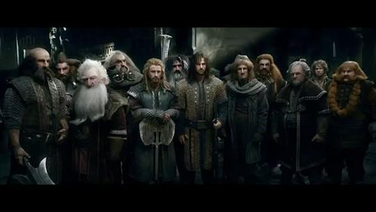 Último filme da trilogia 'O Hobbit' estreia nesta quinta-feira (11) no Brasil