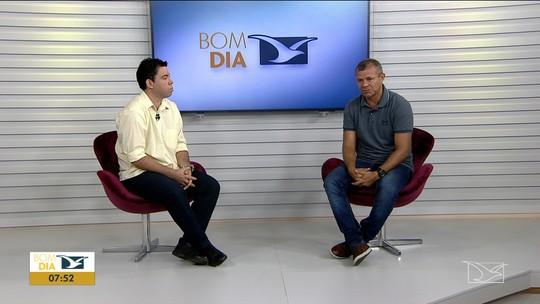 Marcinho fala em priorizar Estadual e diz que elenco do Moto já está pronto