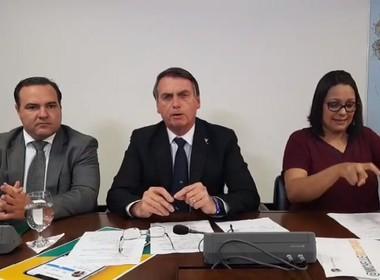 bolsonaro-live-2507 (Foto: Reprodução/Facebook)