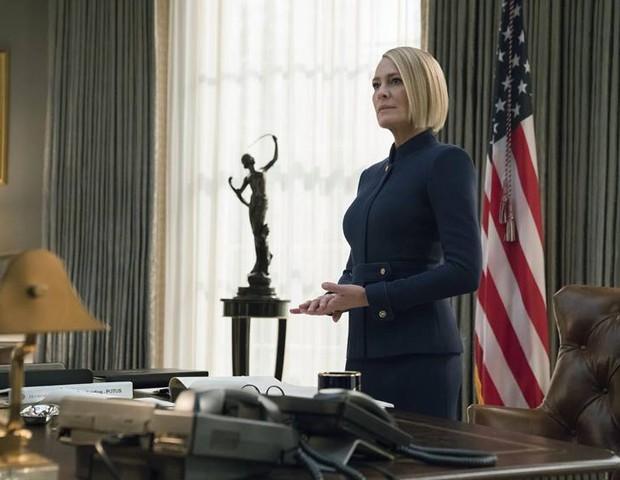 House of Cards tem a sua 6° temporada na Netflix (Foto: Divulgação Netflix)