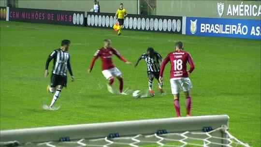 Atlético-MG x Internacional - Campeonato Brasileiro 2018 - globoesporte.com