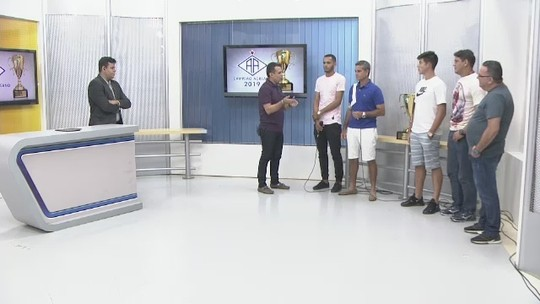 No Jornal do Acre 1ª edição, campeões falam sobre conquista do Acreano e futuro