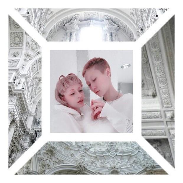 Etta Ng se casa com a namorada Andi Autumn (Foto: Reprodução/Instagram)
